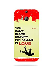 alDivo Premium Quality Printed Mobile Back Cover For HTC ONE M8 / HTC ONE M8 Back Case Cover (MKD177)