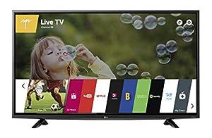 LG Smart 4K UHD 49 inch TV