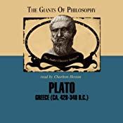 Plato: The Giants of Philosophy | [Berel Lang]