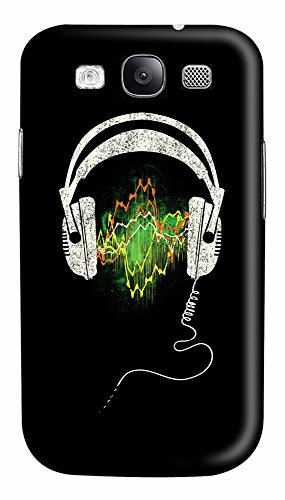 Samsung S3 Case Headphones 3D Custom Samsung S3 Case Cover