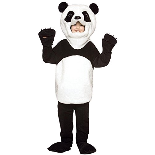 Child's Deluxe Panda Bear Costume (Size: Standard 7-10)