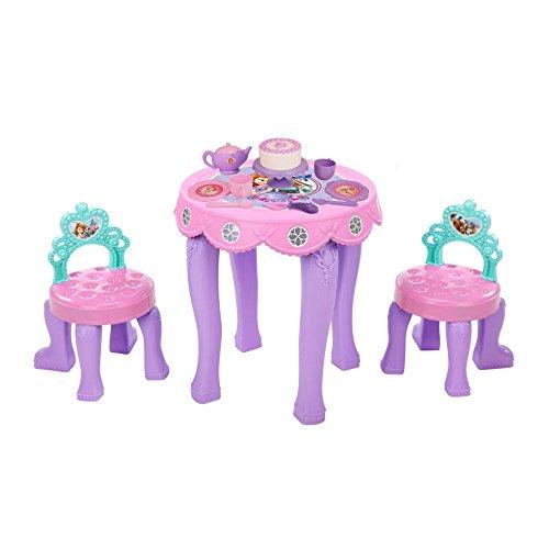 Disney Sofia The First Tea Table &Amp; Chair Set