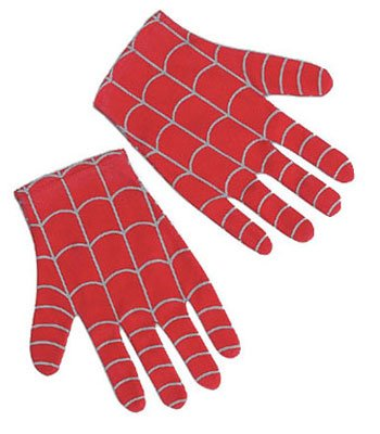 Adult Spiderman Quality Gloves