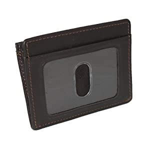 Dopp Men's Regatta Front Pocket Get-away Minamalst Slim Wallet