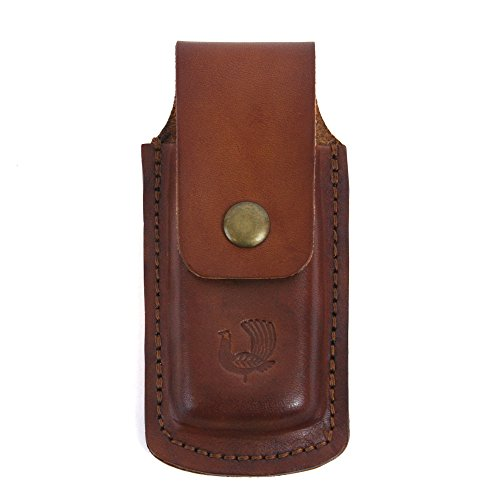 Multi-Tool Sheath - Saddle Tan