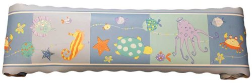 Sea Life Wall Border - 1