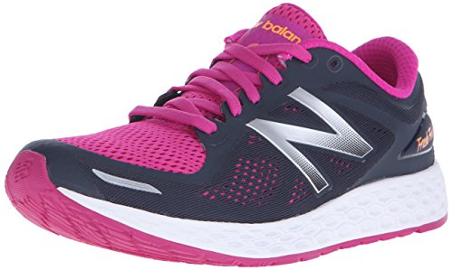 New Balance NBWZANTPB2 Scarpe da Corsa Donna, Rosa (Pink Black), 37
