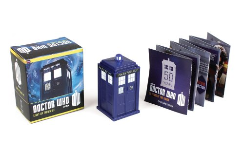 Doctor Who: Light-Up Tardis Kit (Running Press Mini Kits)