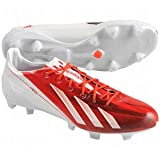 adidas Adizero F50 Messi TRX FG - (Running White Red Black) by adidas