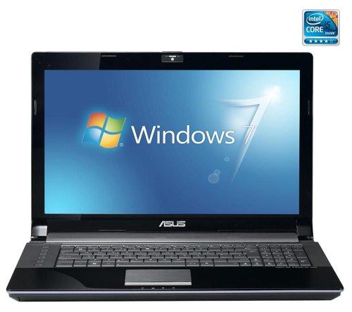 X7BJF-TY026V  Intel Core i5-450M 2,4 GHz, 4096 Mo, 640 Go 17,3'', DVD±RW Azerty français, Windows®...