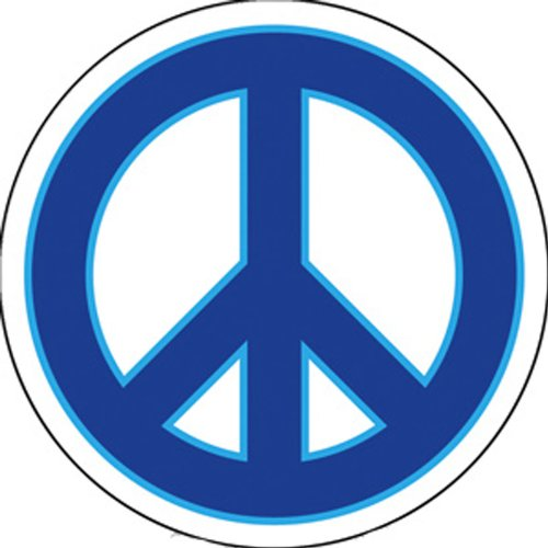 Licenses Products Peace Signs Magnet - 1