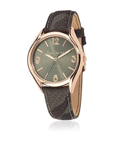 Pepe Jeans Reloj con movimiento cuarzo japonés Woman ALICE 44.5 mm