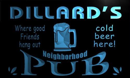 pg1882-b-dillards-neighborhood-home-bar-pub-beer-neon-light-sign-barlicht-neonlicht-lichtwerbung