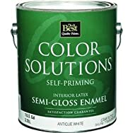 - CS48W0712-16 Color Solutions Self-Priming Latex Semi-Gloss Interior Wall Paint