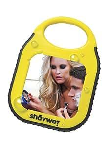 ShavWet Fogless Portable Shower Shaving Mirror