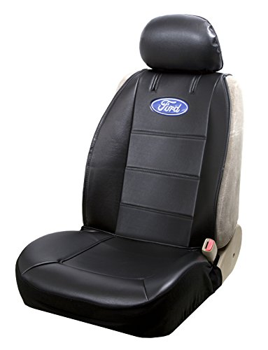 Plasticolor 008584R01 Ford Black Sideless Seat Cover (Mustang Seat Covers compare prices)