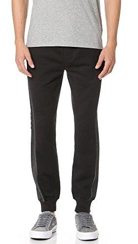Calvin Klein Jeans Mens Deboss Logo Sweatpants