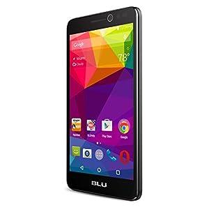 BLU Studio Selfie - Smartphone - GSM Unlocked - Grey