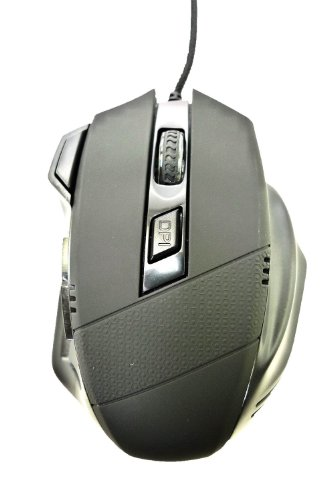 "Lb1 High Performance New Mouse For Sony S1512Dcx/B Intel Core I7-3632 15.5"" Screen Display Notebook With 12Gb Memory 750Gb Hard Drive Windows 8 4 Dpi Levels (800/1200/1600/2400) Professional Usb Wired Gaming Mouse 7 Buttons For Pro Gamer"