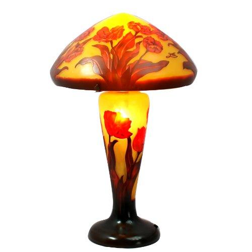 mervyn-idee-regalo-bella-lampada-di-soggiorno-emile-galle-vetro-veritable-h56-cm-l949