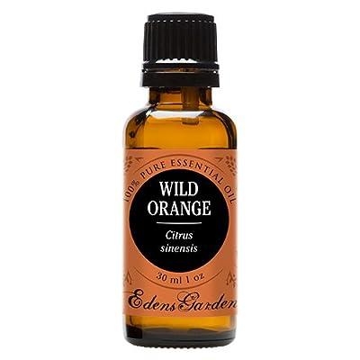 Wild Orange 100% Pure Therapeutic Grade Essential Oil by Edens Garden- 30 ml
