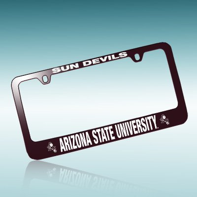 ASU Sun Devils License Plate Frame