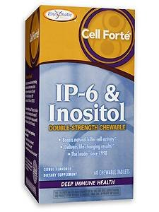 Cell Forte With IP-6 Enzymatic Therapy Inc. 60 Chewable