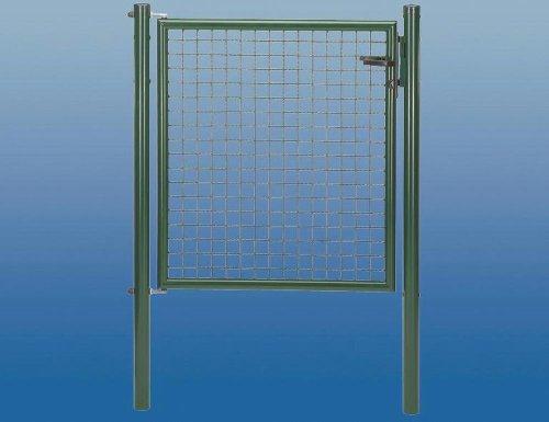Gartentor 100 x 75 cm Wellengitter, 60003 7