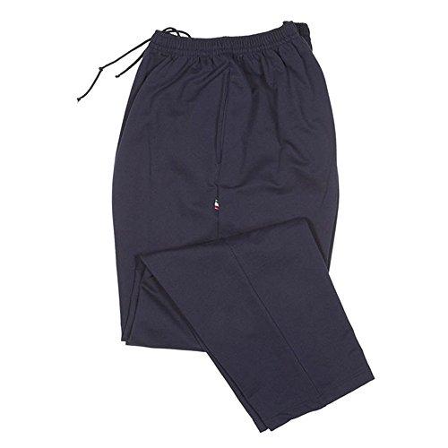 Pantalone tuta taglie forti uomo pesante Maxfort ZAGABRIA - Blu scuro, 6XL