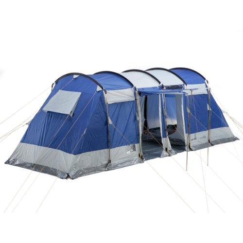 Skandika Montana 6 Man Tent - Blue