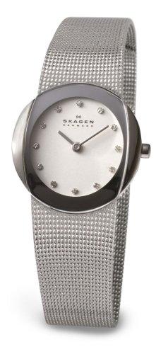Skagen Women's Stainless Steel Mesh Watch 589SSS