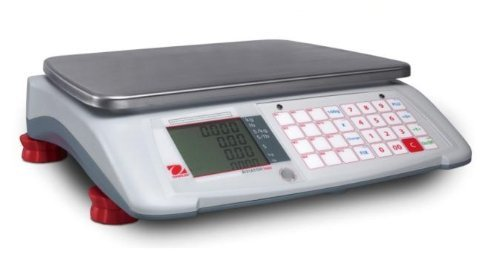 Ohaus Aviator 7000 A71P15DNUS Price Computing Scale, 30 LB X 0.01 LB, NTEP,Legal For Trade,NEW