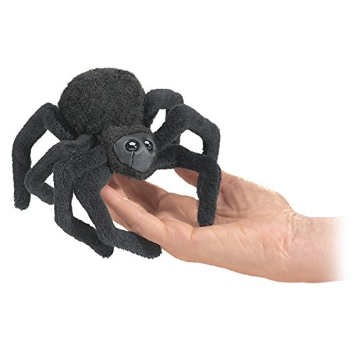 Folkmanis-Mini-Spider-Finger-Puppet