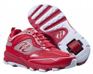 Heelys SWIFT Schuh 2014 red/white 38