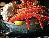 King Crab Legs LARGE JUMBO (5 POUNDS)