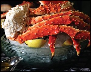 King Crab Legs LARGE JUMBO (5 POUNDS)