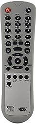 Sharp Plus AKAI 2IN1 CRT TV Remote (SP) (Off-white)