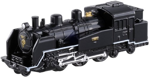 Takara Tomy Tomica No. 80 C11 1 Steam Locomotive Train (Blister) - 1