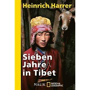 eBook Cover für  Sieben Jahre in Tibet Mit Heinrich Harrers Rede vor der Royal Geographical Society