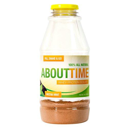 Sdc Nutrition About Time Diet Supplement, Mocha Mint, 28.4 Gram