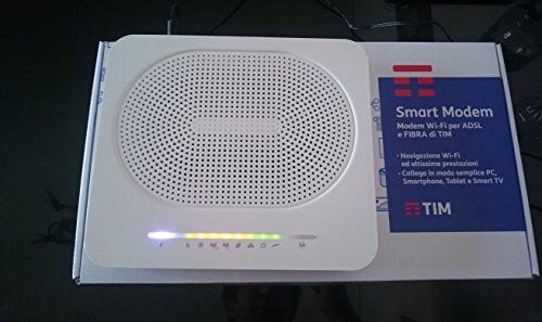 SMART MODEM Wi-Fi PER ADSL E FIBRA DI TIM