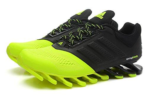 Adidas Springblade Nero E Green Card Sneakerfactory