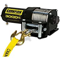 Champion Power 3000lb ATV Winch Kit