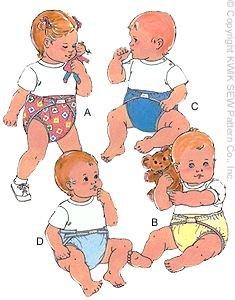 Toddler Diaper Covers