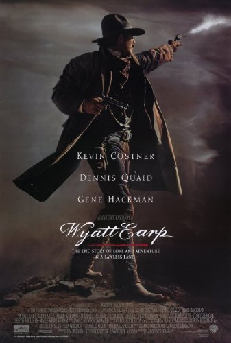 Wyatt Earp POSTER Movie (27 x 40 Inches - 69cm x 102cm) (1994)