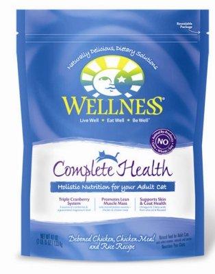Wellpet, Llc - Wellness Cat Complete Health Chicken 47 Oz