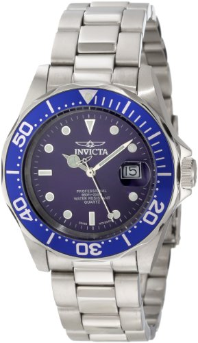 "Invicta Men's 9308 ""Pro Diver"" Stainless Steel Bracelet Watch"