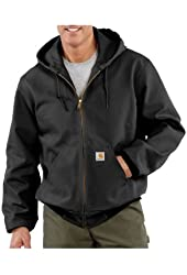 Men's Thermal Lined Duck Active Jac