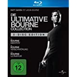 "Die ultimative Bourne Collection (3 Blu-rays) [Blu-ray]von ""Brian Cox"""
