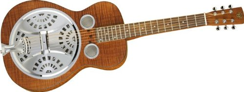 epiphone dobro tm hound dog deluxe square neck resonator guitar used guitars for sale. Black Bedroom Furniture Sets. Home Design Ideas